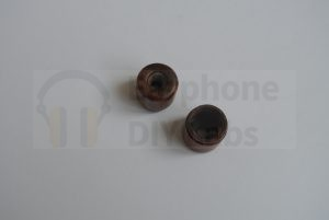 Brazil Rosewood Inner-ear Earphone Shell for 10mm drive unit